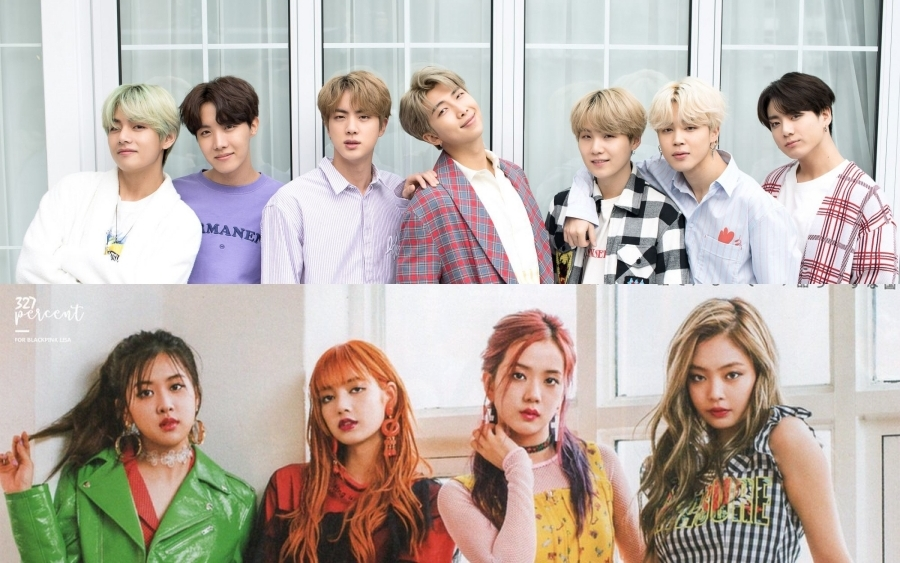 BTS and BLACKPINK Enter the Most Liked MV on YouTube in 2019