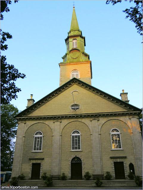 Catedral de la Santísima Trinidad de la Ciudad de Quebec