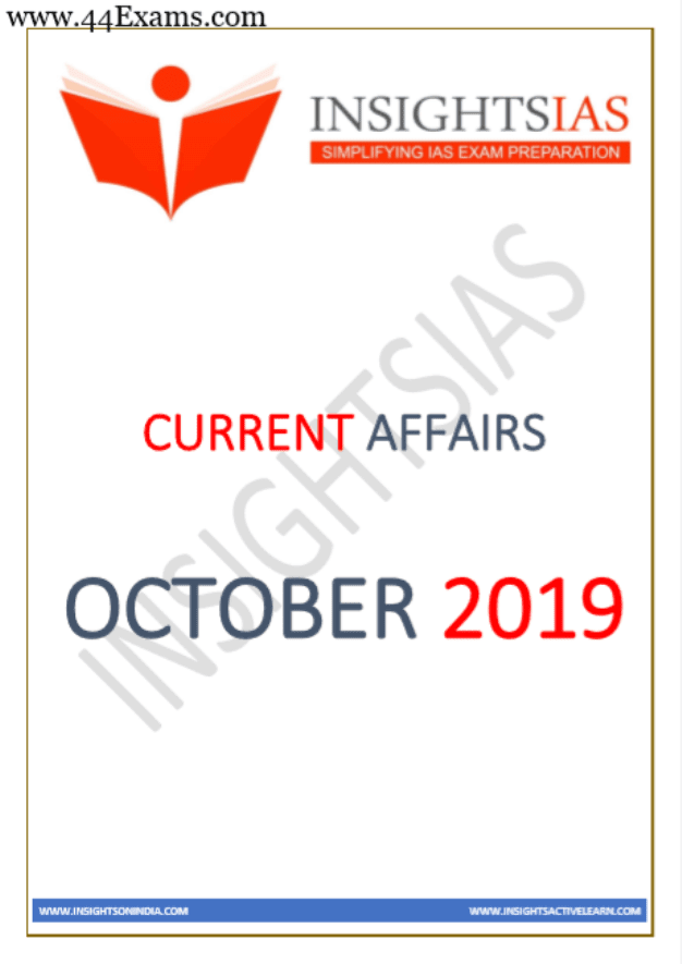 Insights-IAS-Current-Affairs-October-2019-For-UPSC-Exam-PDF-Book