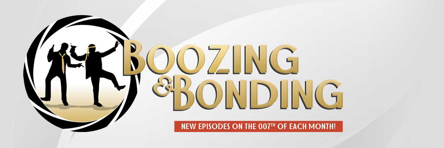 Boozing and Bonding Logo