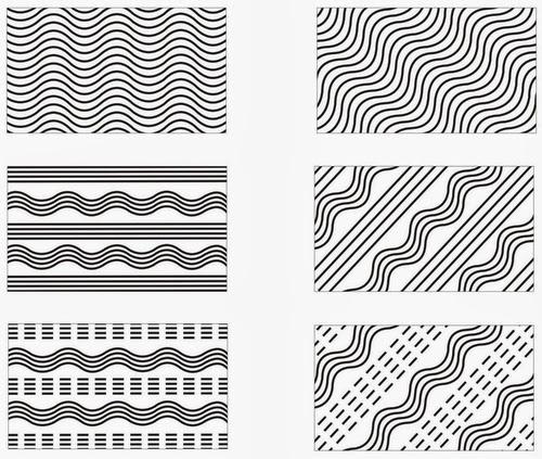 Corak dan motif cara menggambar batik lainnya