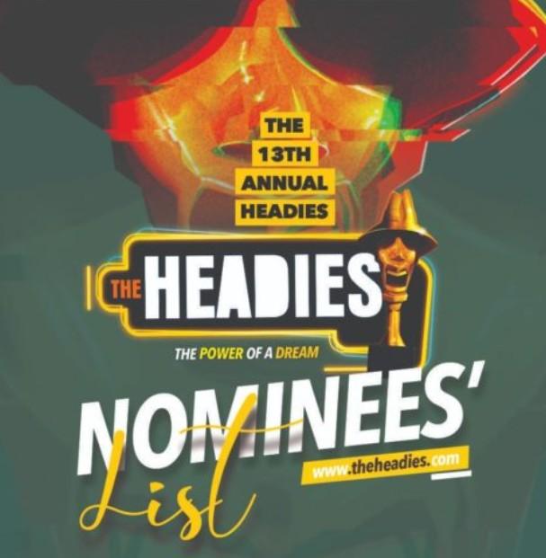 Headies 2019:  Headies Awards 2019 Full Winners List – (Live Update)