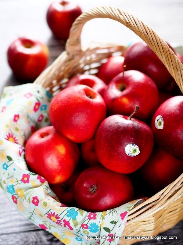 jablka grojeckie, red jonaprince, odmiany jablek, jablka deserowe, jabluszko, czerwone