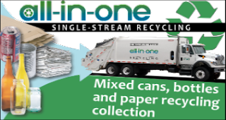 Single Stream Recycling Starts in Pequannock on Monday  -- Mondays are New Residential Pick Up Day