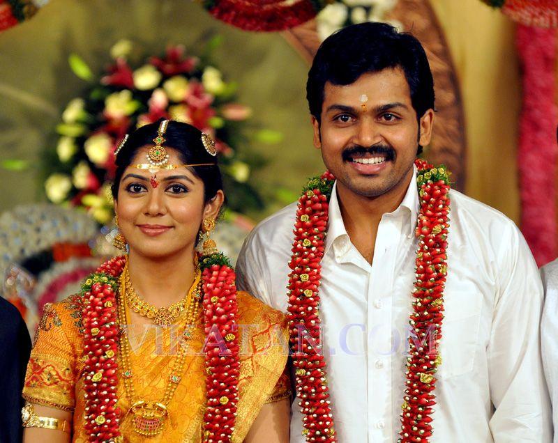 Actor Surya: Surya Jyothika Family album