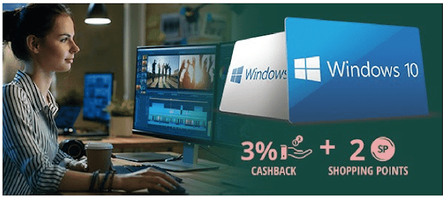 Cashback World Mexico - Microsoft Windows 10