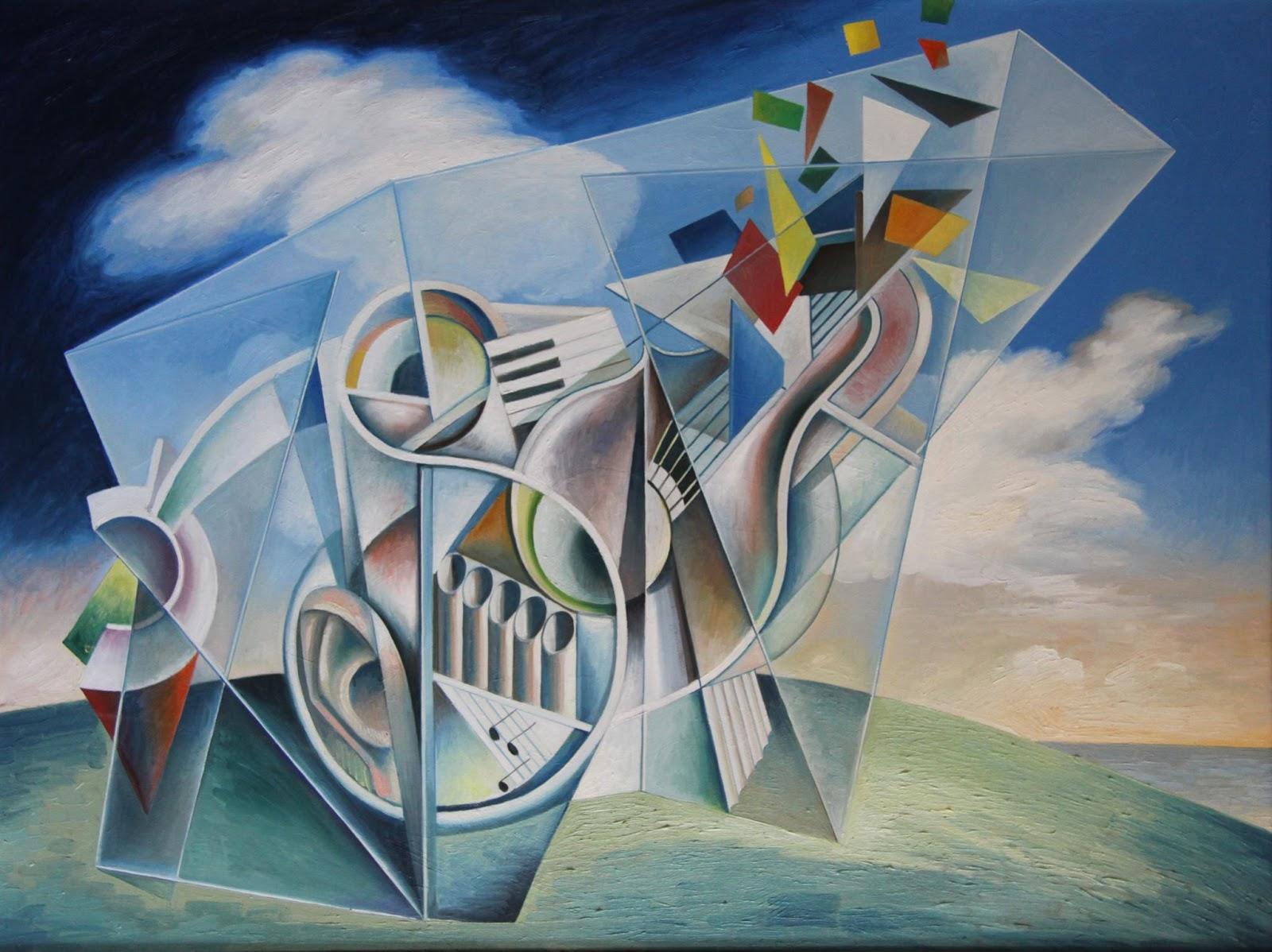 Pintura de Giampaolo Ghisetti