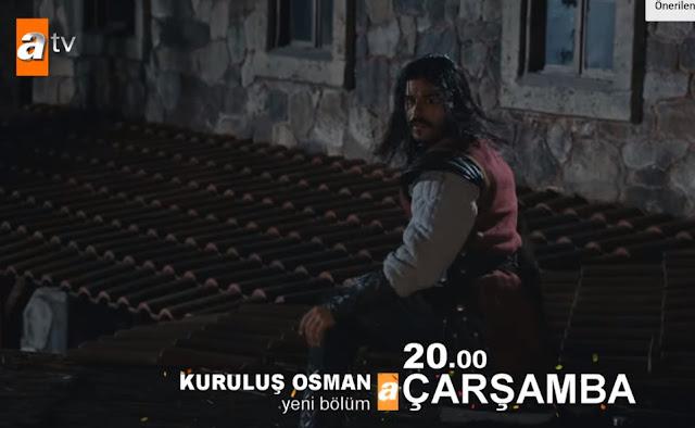 , Kuruluş Osman Dizisi 2.Bölüm Özet Fragman ve Yorumlar