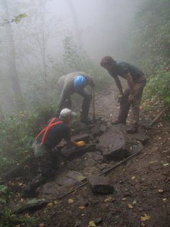 Smokies Invites Volunteers to an Appalachian Trail Work Day