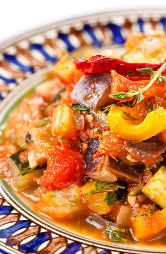 The Best Vegetable Casserole