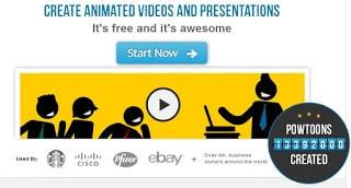 4 خدمات لعمل رسوم متحركة مجانا