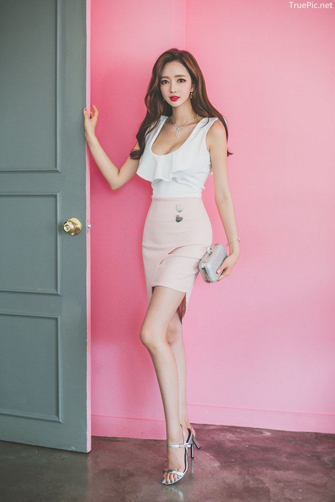 Lee Yeon Jeong - Indoor Photoshoot Collection - Korean fashion model - Part 3 - Picture 10