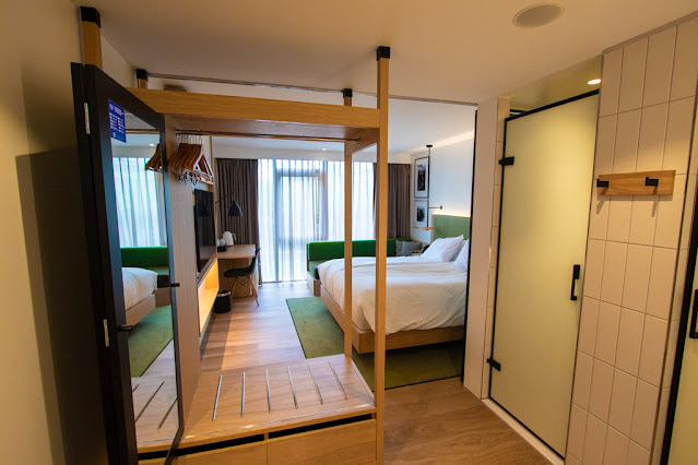Hotel Hilton Garden Inn-Isole Faroe-Camera
