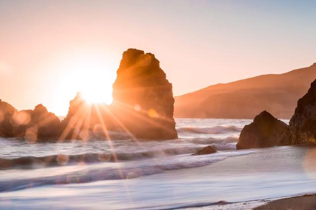 Ocean Sunrise - Photo by Jessica Ruscello on Unsplash.com