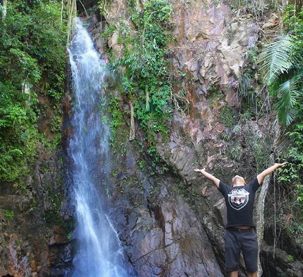 Berwisata Ke Air Terjun Sibuni-Buni (Sihobuk) Tapanuli Tengah