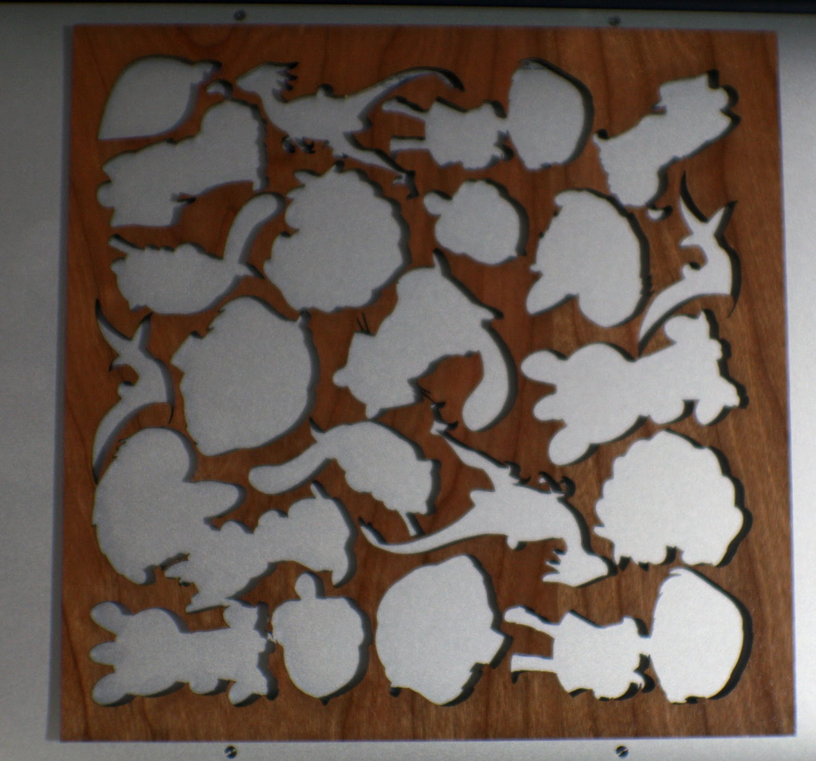 Nattosoup Studio Art and Process Blog: Wooden Charm Production with