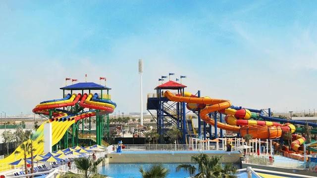 مجمعات دبي الترفيهية