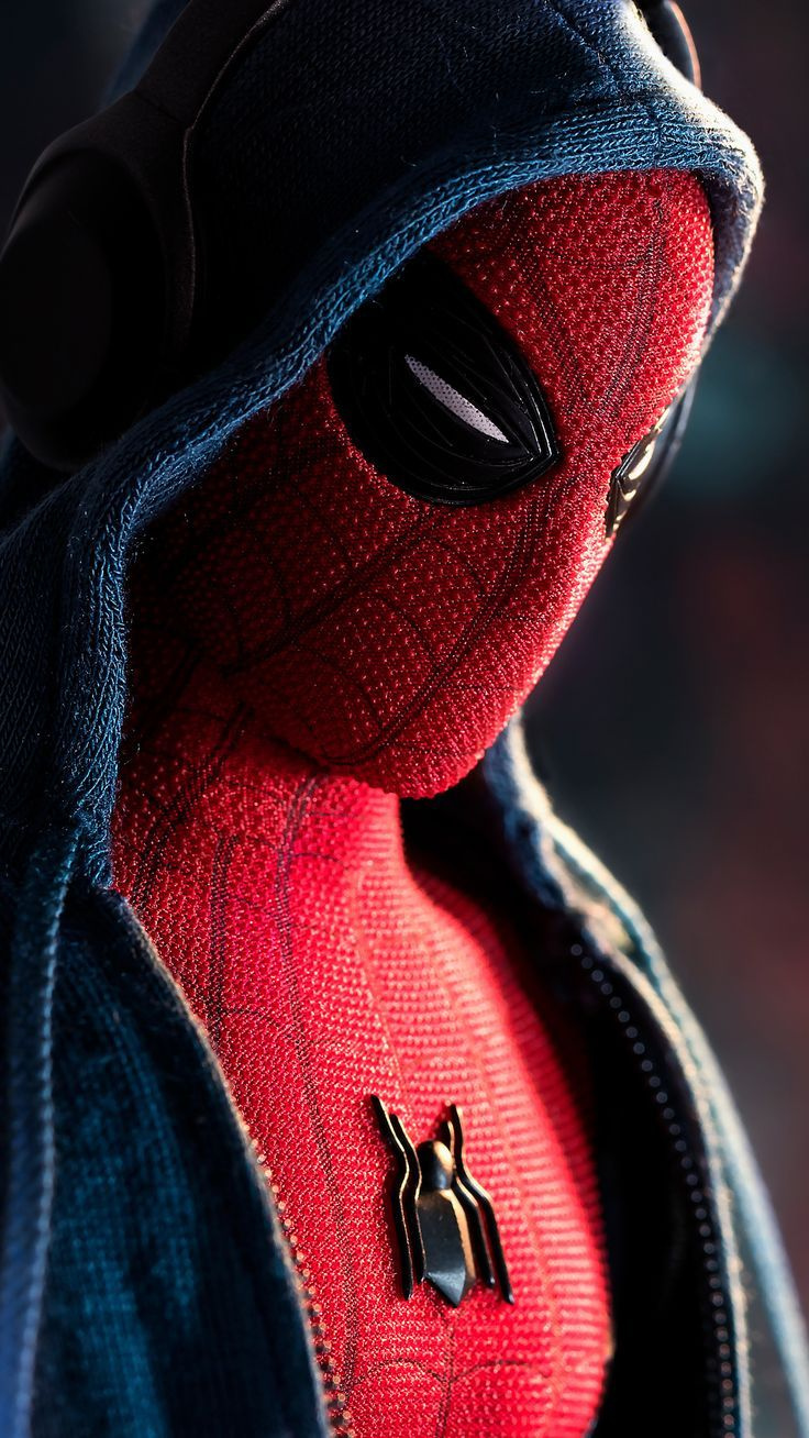 Spider-Man - Far from home mobile wallpaper