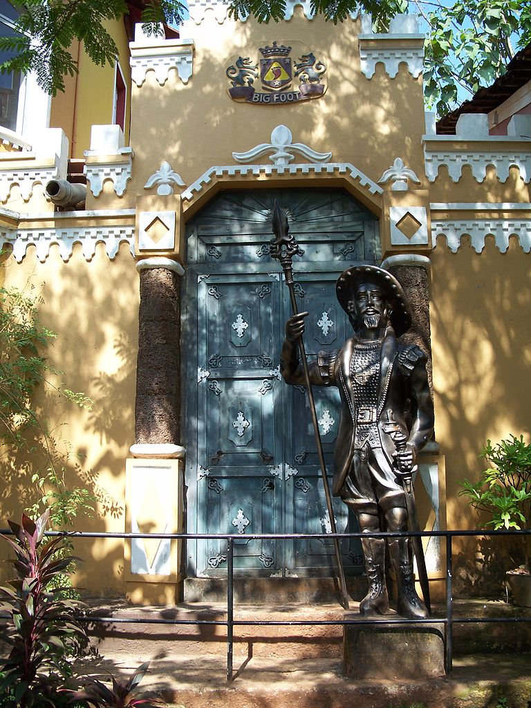 Big Foot Museum, Loutolim, Goa