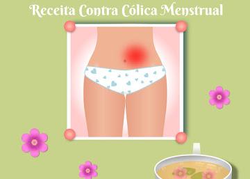 Receita Contra Cólica Menstrual: Chá de Verbena