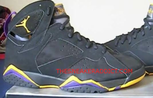 buy popular e6316 21188 THE SNEAKER ADDICT: Air Jordan VII
