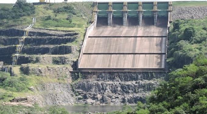 Cachoeira: Empresa realiza testes abrindo comportas da barragem de Pedra do Cavalo
