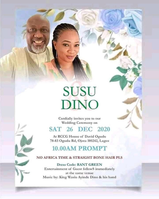 Drama As Dino Melaye Bursts Lady Who Photoshopped His Wedding With Her (Photos)
