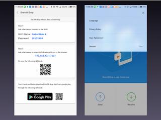 Aplikasi Mi Drop untuk Transfer File Cepat di Xiaomi