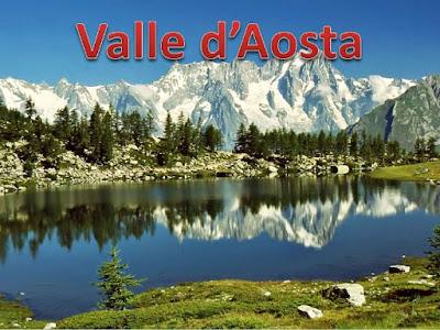 Visitare la Valle D'Aosta: Itinerari,trekking,castelli,borghi...
