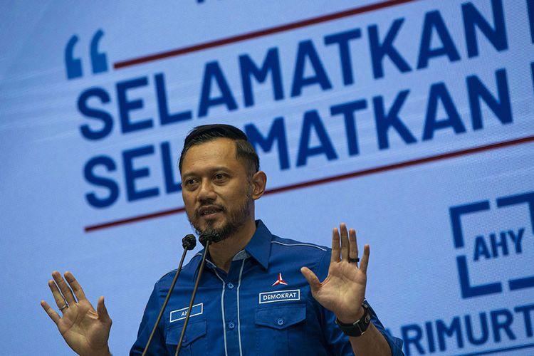 Melawan 7 Politisi, AHY Hadapi Dua Gugatan Ini di PN Jakarta Pusat