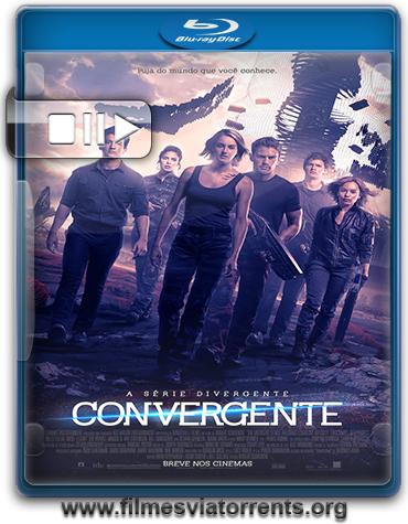 A Série Divergente: Convergente Torrent - BluRay Rip 720p e 1080p Dual Áudio 5.1 (2016)