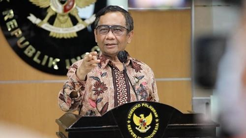 Presiden Jokowi Ngaku Sering Dihina, Mahfud MD: Tapi Tak Pernah Diadukan