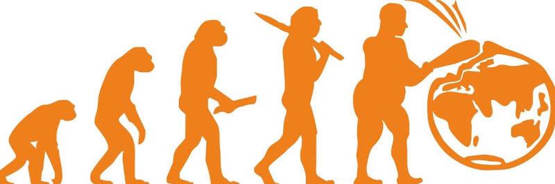 evolucion de la sociedad