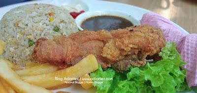 Sarapan Pagi Di Cameron Highlands | Agro Highland Cafe, Sg. Bisek
