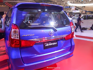 mobil toyota grand new avanza
