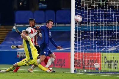 ملخص واهداف مباراة تشيلسي وشيفيلد يونايتد (4-1) الدوري الانجليزي