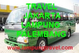 Travel Jakarta Lampung Palembang