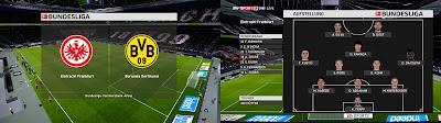 PES 2020 Scoreboard Bundesliga by 1002Mb
