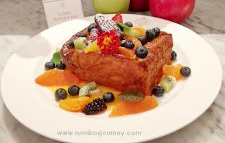 sarapan sehat dengan buah