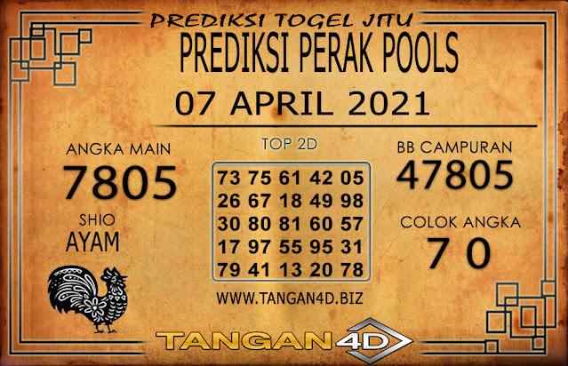 PREDIKSI TOGEL PERAK TANGAN4D 07 APRIL2021