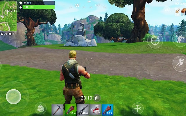Descargar Fortnite Battle Royale APK - Fortnite Mobile para Android / iOS