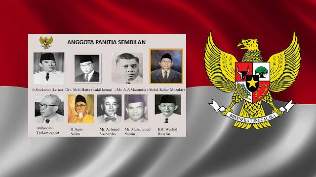 Lahirnya Pancasila Sebagai Landasan Ideologi Indonesia