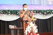 Usai Cuti Pilkada, Gubernur Olly Ibadah Bersama Jemaat Gereja Bethany Manado