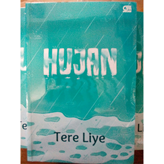 Novel Hujan Tere Liye