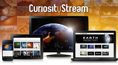 curiosity streams video on demand service provider
