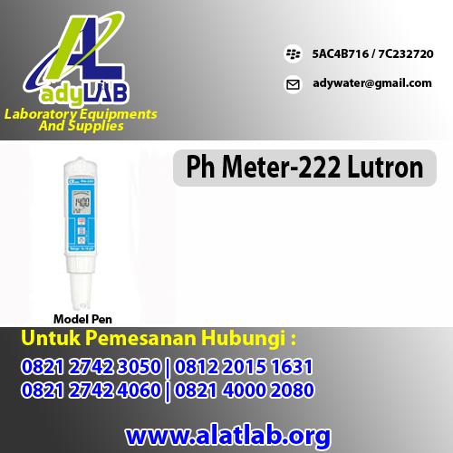 pH Meter type pH - 222