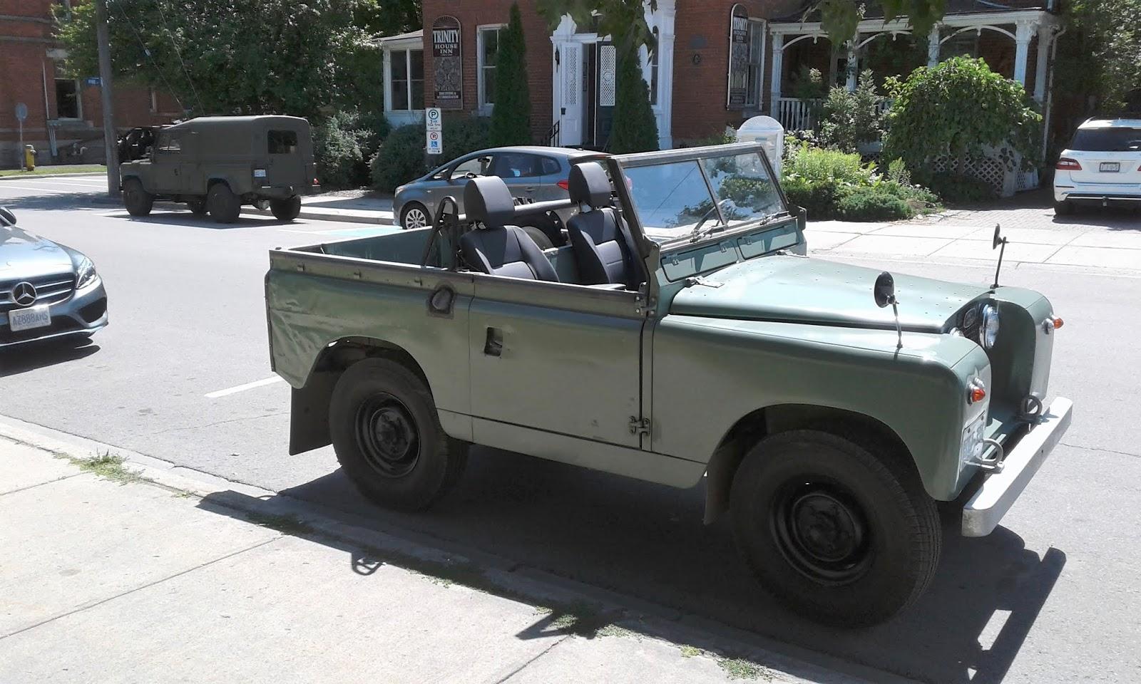 1962 Land Rover Defender