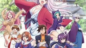 ▷ Yuragi-sou no Yuuna-san 🥇【Manga Capítulos 197/??】 PDF Mega ✅