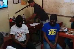 Polres Sorong Tangkap Pelaku Penganiayaan Herman Semunya