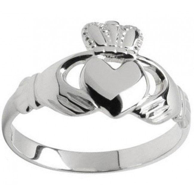 famosa marca de diseñador Venta caliente genuino muy genial Los Símbolos y su Significado: El anillo de Claddagh su ...